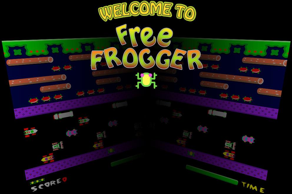 happy frogger